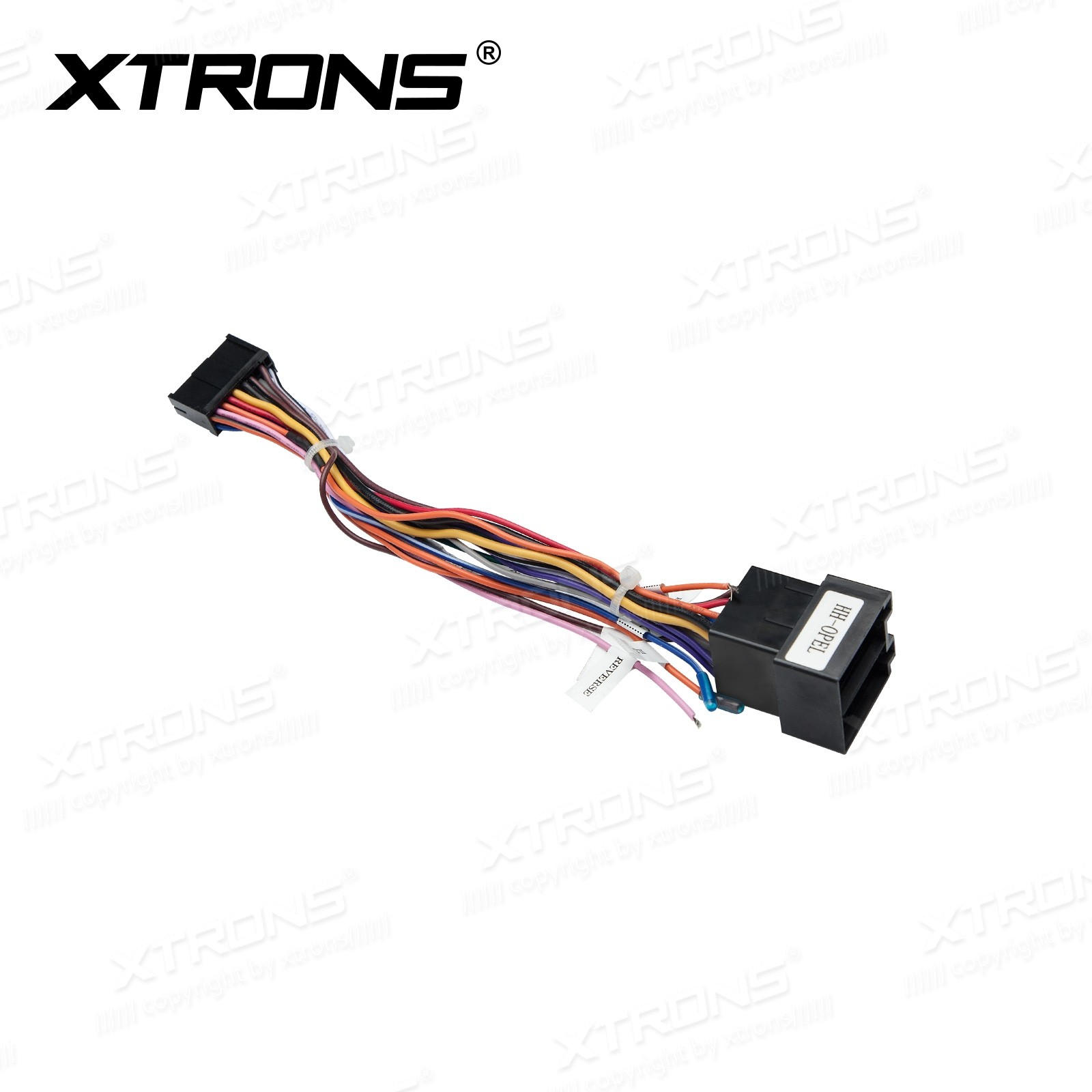 ISO Adapter for the Installation of XTRONS Opel Custom Fit Series in Opel Vehicles