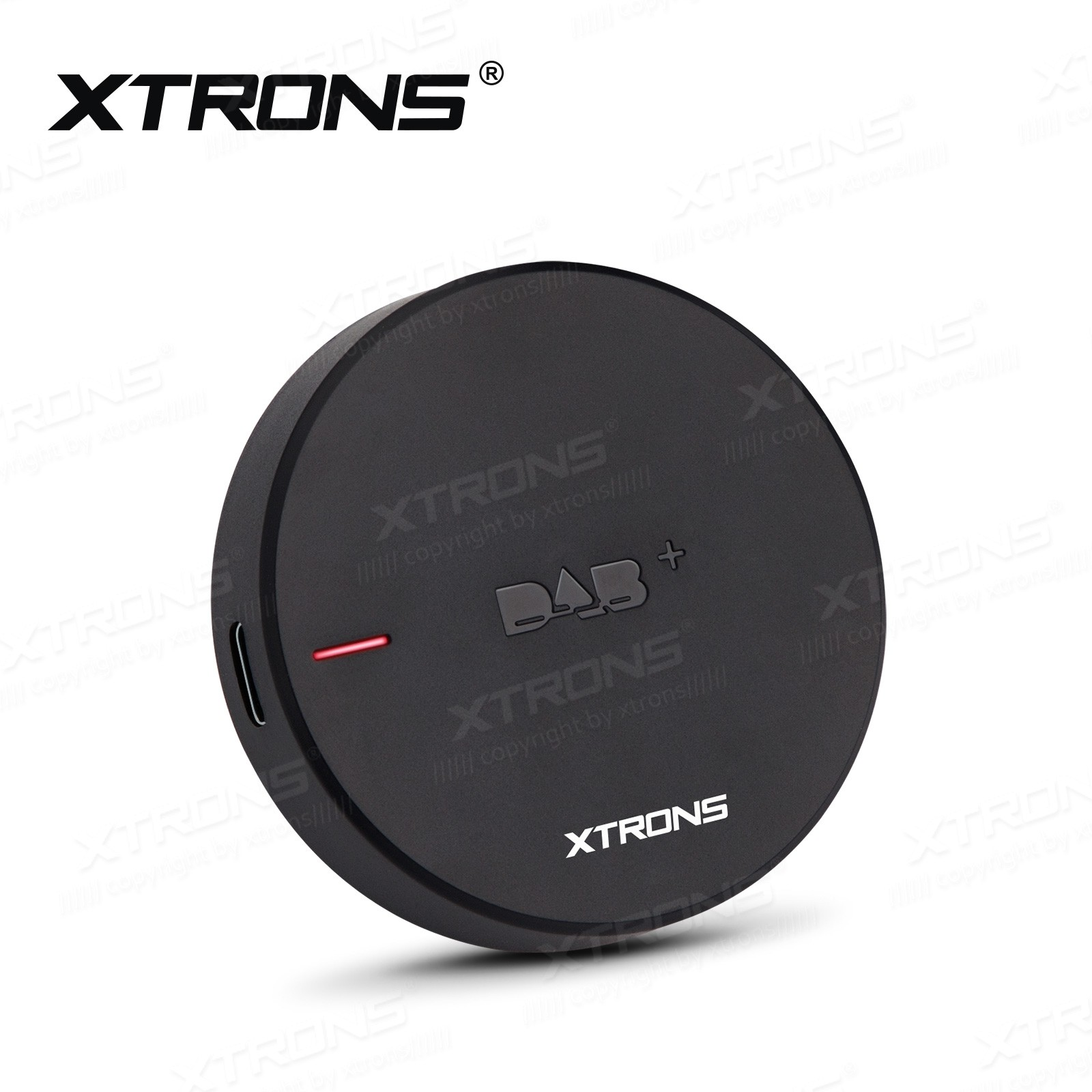 DAB Digital Radio Tuner USB Dongle for Android Car Stereos