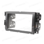 Hummer, GMC, Chevrolet, Buick, Pontiac, Saturn, Suzuki Double Din Fascia Facia Panel / Adapter/Plate