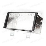 KIA CEE'D Car Stereo Double Din Fascia Plate Adaptor Panel Surround