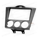 Double Din Car Stereo Fascia Surround Panel for MAZDA RX-8