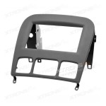 Double Din Car Stereo Black Fascia Surround Panel for MERCEDES-BENZ S-klasse