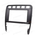 PORSCHE Cayenne Turbo Double Din CD Radio Facia Fascia Panel Surround