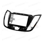 "FORD Focus III, C-Max Car Stereo Double Din Fitting Kit Adapter Fascia with 4.2"" Display"