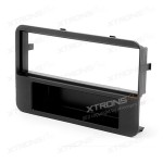 XTRONS ICE/ACS/11-187 Single Din Car Stereo Fascia Surround Panel with Pocket for Alfa Romeo
