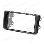 Radio Fascia for TOYOTA Hilux Stereo Facia Surround Frame Panel