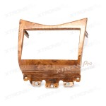 Wooden Double Din Stereo Fascia Fitting Kit for HONDA Accord