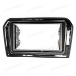 Double Din Fascia Fascia Adaptor Panel Fitting Surround for VOLKSWAGEN Jetta