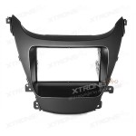 Double Din CD Radio Fascia Panel Surround for HYUNDAI Elantra (MD), Avante (MD) 2014 Onwards