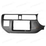 KIA Rio (UB), K3, Pride Car Stereo Double Din Fitting Kit Adapter Fascia