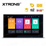 "7"" Android 8.0 Octa-Core 32GB ROM + 4G RAM Multimedia Receiver support car auto play"
