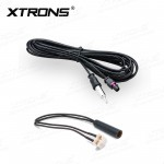 Extra Long 6 Meters Radio Antenna Cable + DIN ANTENNA ADAPTER for BMW Vehicles