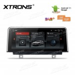 10.25'' Android Multimedia Navigation System BMW 3 Series 4 Series NBT