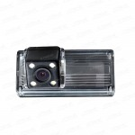 170° Wide Angle Lens Waterproof Reversing Camera Custom Fit for Land Cruiser