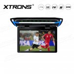 10.2'' HD Digital TFT Screen Ultra-thin Roof Mounted Monitor 16 : 9 Wide Screen with HDMI Port