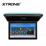 "11.6"" FHD IPS Screen Android OS Octa-core Car Roof Multimedia Player with Ultra-thin Design and Built-in Speaker"