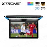 "15.6"" 1080P Video FHD Digital TFT Monitor Ultra-thin Car Roof  Mounted with HDMI Port"