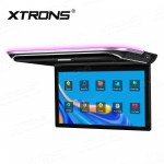 "15.6"" Touch Screen Built-in Speaker Android Car Roof Multimedia Player with FHD IPS Screen"