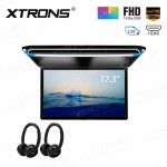 "17.3"" Full HD Ultra-thin Digital TFT 16:9 Roof  Mounted Monitor with HDMI Port"