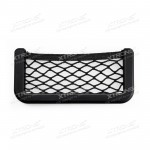 Universal Car Multifunctional 17 x 8cm Elastic Mesh Net Holder