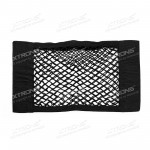 Universal 40 x 25cm Rear Car Trunk Elastic String Net Holder