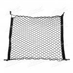 Universal 70 x 70cm Rear Car Trunk Elastic Storage Mesh Net