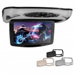 "Xtrons CR103HD 10.1"" HD Digital TFT Flipdown Roof Mounted DVD Player with HDMI Input"