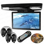 "15.6""1080P Video HD Monitor Wide Screen Overhead"