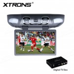 "15.6"" HD Digital Wide Screen Car Roof DVD Player"