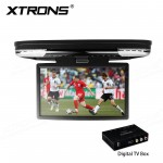 "15.6""1080P Video HD Monitor Wide Screen Overhead DVD Player with HDMI Port"