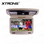 "9"" In Car Roof Mounted DVD Player"