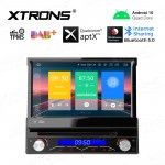 7 inch Android 10.0 Single Din Car Stereo Multimedia System