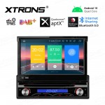 7 inch Android 10.0 Single Din Car DVD Player navigation System