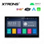 10 inch Android 10.0 Single Din Multimedia Car Stereo Infotainment System