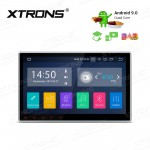 "10"" Android 9.0 car stereo infotainment system Support car auto play with Full RCA Output"
