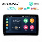 10.1 inch Adjustable Screen Car Multimedia Navigation System with Built-in Wired CarAutoPlay