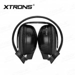 DWH002S IR Wireless / Cordless Dual Channels Stereo Headphones