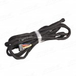 Extra long 5 meters ISO Wiring Harness for BMW & Mercedes-Bens