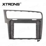 Fascia panel adapter for XTRONS Volkswagen Golf 7 Stereo Custom fit for XTRONS PA17GFVPL-LB ONLY