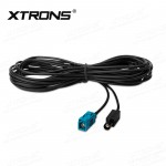 6 Meter Extension Antenna Aerial Adaptor Cable Fit for Fakra Z Jack / Female to Fakra Z Plug / Male