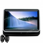 "10"" In Car Touch Screen Car Headrest DVD Players with HDMI Input"