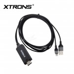 Lightning to HDMI TV AV Cable Adapter For Apple iphone 5 6 7 8 X & ipad