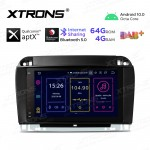 8 inch Android 10.0 Octa-Core 64G ROM + 4G RAM Plug & Play Design Car Stereo Multimedia GPS System for Mercedes-Benz