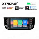 6.1 inch Android 10.0 Car Stereo Multimedia Navigation System Custom Fit for Fiat