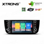 6.1 inch Android 9.0 Car Stereo Multimedia Navigation System Custom Fit for Fiat