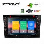 "7""Android 9.0 car stereo Multimedia Navigation system for Renault"