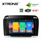 8 inch Android 9.0 Car Stereo Multimedia Navigation system Custom Fit for Mercedes-Benz