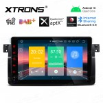 9 inch Android 10.0 Car Stereo Multimedia Navigation System Custom Fit for BMW