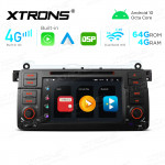 Integrated 4G Solution: 7 inch Android Multimedia Player Navigation System With Built-in CarAutoPlay and Android Auto and DSP For BMW