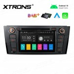 7 inch Android 10.0 Infotainment System Double DIN Multimedia Car DVDCustom Fit for BMW